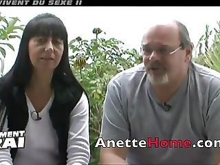 Amateur, Couple, Française, à La Maison, échangistes, Voyeur, Webcam