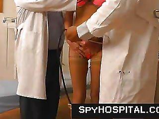 Gyno Patient Caught On Spy Camera