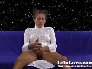 Lelu Love-princess Leialu Vibrator Masturbation