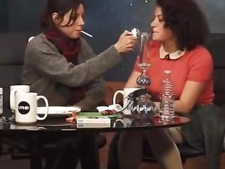 Celebridade, Fumar