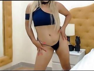 анальный, задница, большая задница, большая синица, блондинка, фетиш, мастурбация, соло, Веб-камера