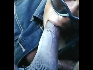 amateur, pijp, sperma, lul, ebbehout kleur sex, volwassen, publiek, satijn, zuigen