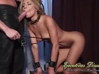 Bondage Foray For A Sexy Slave