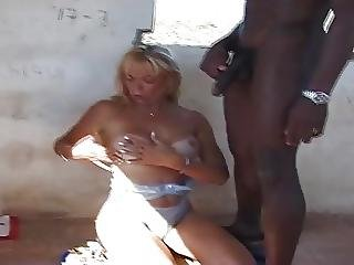Blonde, Humping, Interracial, Mature
