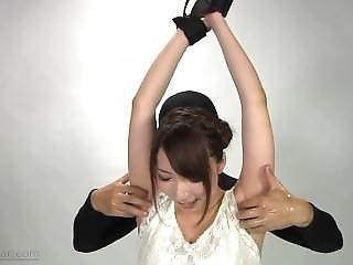 Armpit Tickling