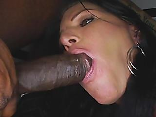 Angry And Horny Milf Slut Banged Hard By Three Black Cocks