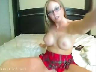 Sexy Teacher On Webcam_www.camsalot.net
