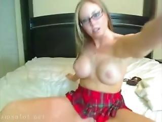 Sexy Teacher On Webcam_www.camsalot.net