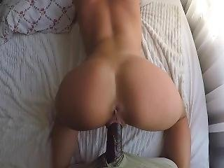 Big Black Cock Take Young Girl In Bedroom- Cum The Year Lol