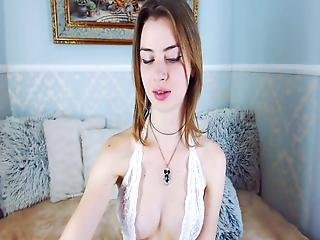Sexy 19 Years Old Student As Real Webcam Teen Masturbating E1 Hd