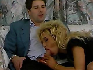 Blonde Slut Enjoying That Cock