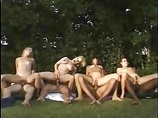 The Ultimate Swimmingpool Orgy