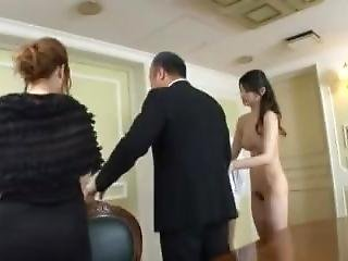 Azumi Mizushima Fucks At A Wedding Party