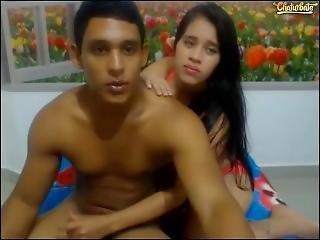 Andres Y Carolina, Pareja De Cali Valle Del Cauca Video #2