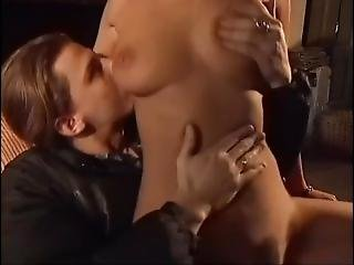 anal, gros téton, blonde, brunette, bite, double pénétration, pénetration, rétro