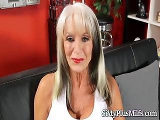 Britská babička anální porno
