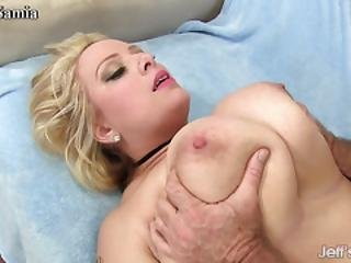 Jeffs Models - Blonde Plumpers Getting Licked And Dicked Compilation Part 1