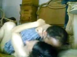 Couple Making Hot Sex