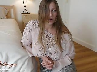 Friend slutload blowjob and stepmom will