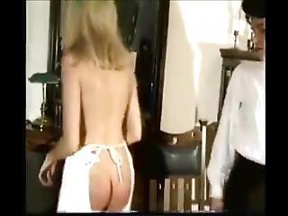 Vintage - Victorian Maid Punishment