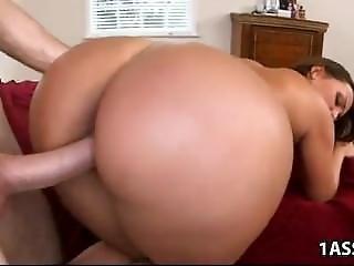 Big Booty Milf Getting Fucked