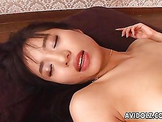Asian Delectable Teen Getting Fucked In Missionary Style