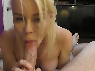 Big Booty Nikki Delano Sucks My Cock