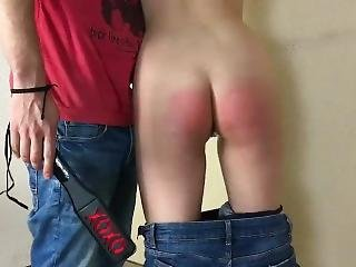 Tied, Spanked And Fucked Like A Whore