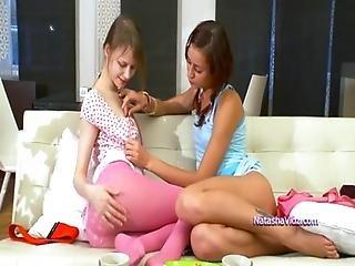 Natasha and Beata Colorful Sweets
