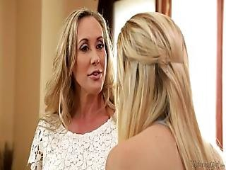 Busty Mommy Brandi Love And Daughter Tara Morgan