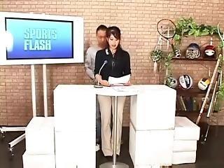 Japanese Tv Sport Flash Sex