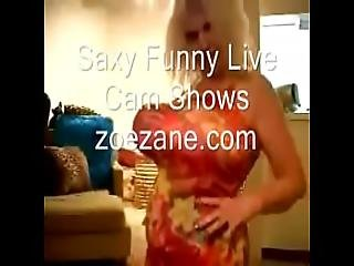 Funny Fake Tits And Ass Zoe Zane Balloons Live Cam Show