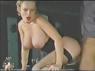 Babe, Tetas Grandes, Teta Grande, Teta, Jaula, Pornstar