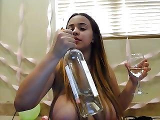 Latina Monster Tits Nboobs