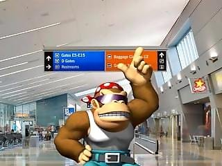 Funky Kong Supports Your Bodacious Vacation