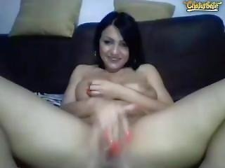 The Original Breasts And Tight Pussy .. Now Very Horny Girl He Really Wants