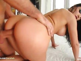 Aletta Ocean And Madison Shares A Load Of Cum On Sperm Swap