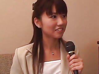 Misato Kuninaka Outstanding Oral-stimulation To End With Facial