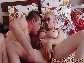 blonde, pijp, nederlands, sperma, realiteit, hoer