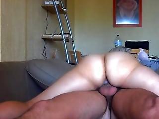 Jiggly Ass Girl On Top