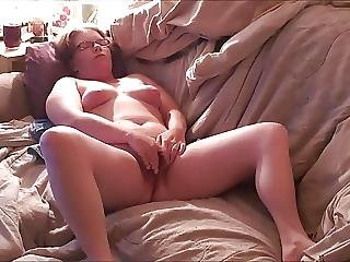 amatør, buttet, onani, orgasme, rødhåret, voyeur