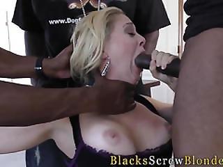 schwarz, blasen, bukakke, schwanz, doggystyle, ins gesicht, harter porno, riesiger schwanz, interrassisch