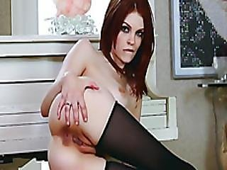 Pussy Licking And Anal Dildo Fucking With Natasha Voya And Bree Daniels