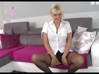 Hot European Milf And Younger Lover 25