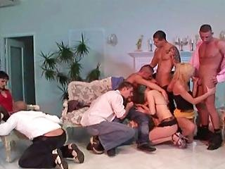 Ambisextrous Bachelor Party