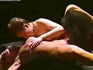 Traci Lords Threesome Action