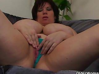 Bbw, Busty, Chubby, Chubby Mom, Fat, Mature, Milf, Mom, Vibrator