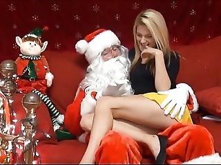 フェラチオ, 小犬スタイル, おもしろい, ティーン, クリスマス, 若い