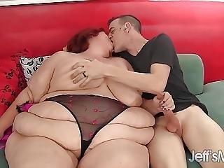 Redhead Mature Whore Sweet Cheaks Gets Fucked Hard