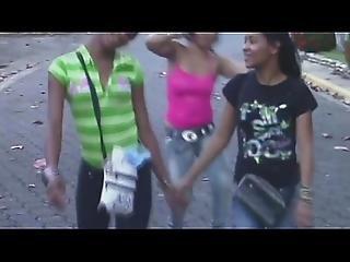 Toticos.com Dominican Porn - 19yo Sexy Teen Natacha Pt 1